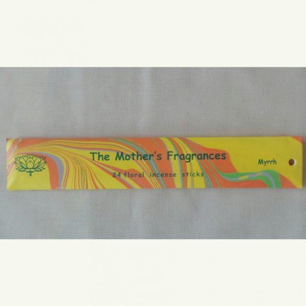 The Mother's Fragrances (Incense), Myrrh - Floral Range