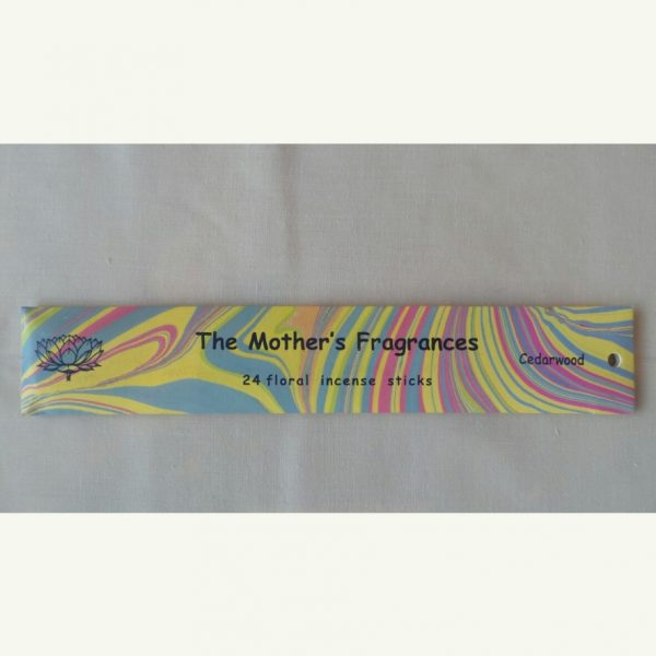 The Mother's Fragrances (Incense), Cedarwood - Floral Range