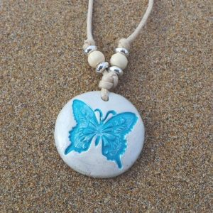 Butterfly - Transformation and Freedom, Aqua