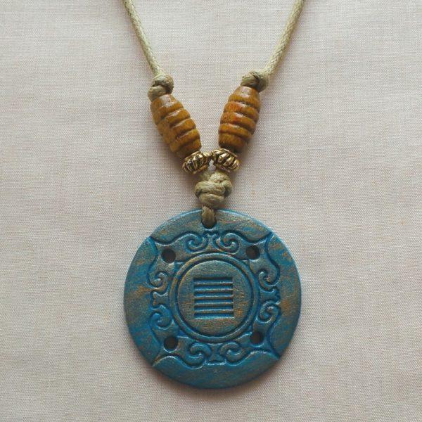 I Ching - The Creative, Aqua
