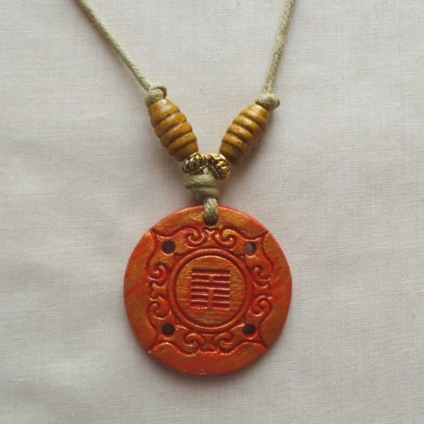 I Ching - Progess and Prosperity, Orange