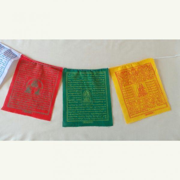 Prayer Flag Buddhist - Good Life