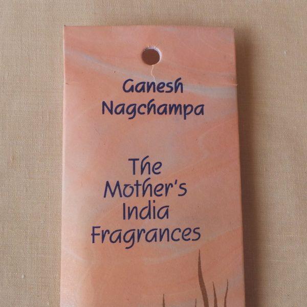 The Mother's Frangances - Ganesh Nagchampa