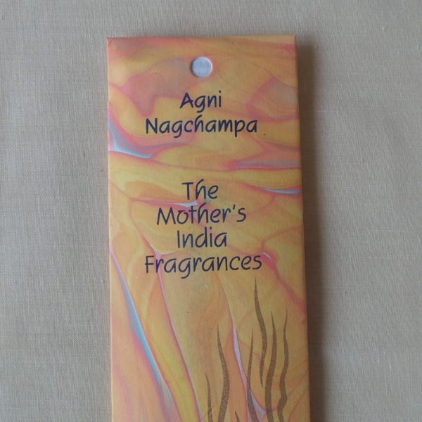 The Mother's Frangances - Agni Nagchampa
