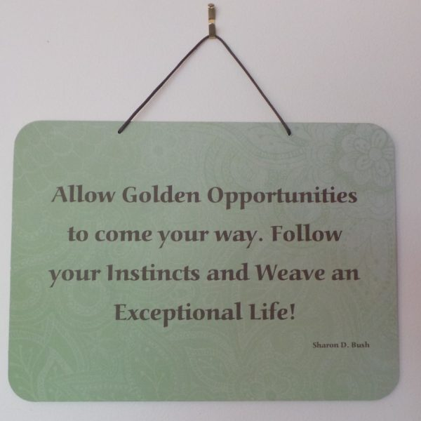 Affirmation: Allow - Lime