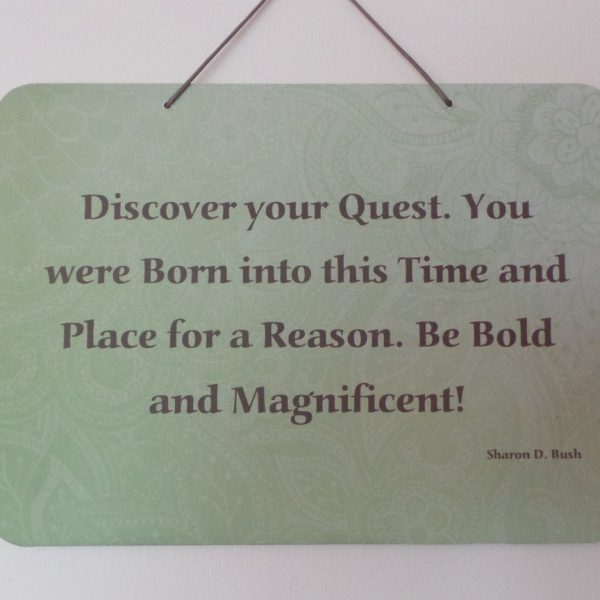 Affirmation: Discover - Lime
