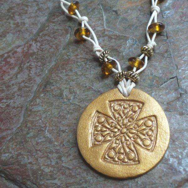 Christian Cross Gold