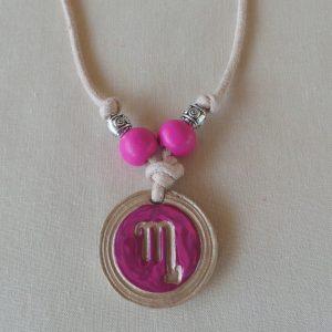 Star Sign: Scorpio - Pink