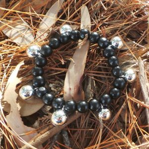 Bell Braclet - Protection and Joy through Sound - Black