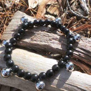 Bell Anklet - Protection and Joy through Sound - Black