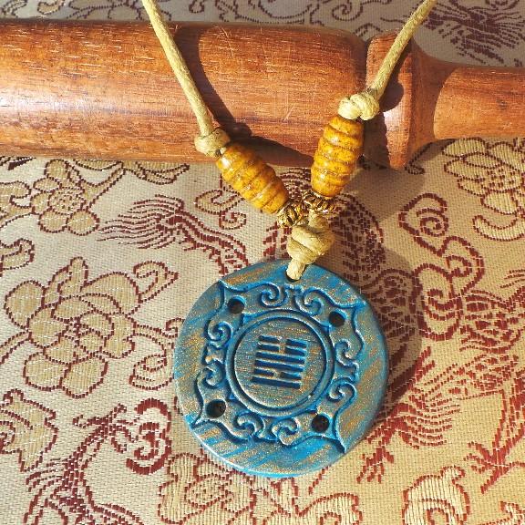 I Ching - Abundance, Aqua