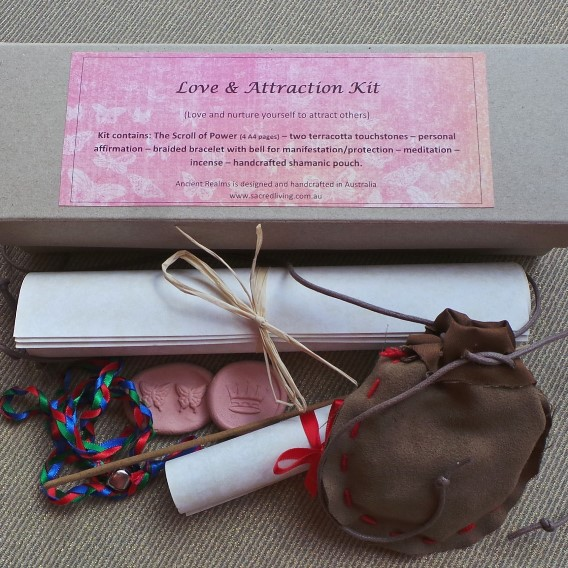 Empowerment Kits - Love and Attraction