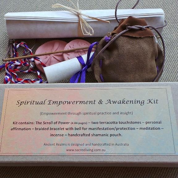 Empowerment Kits - Spiritual Empowerment and Awakening