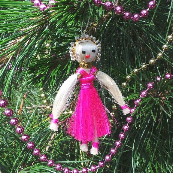 Christmas Decoration - Angel Set 5