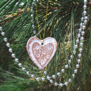 Christmas Decoration - Heart