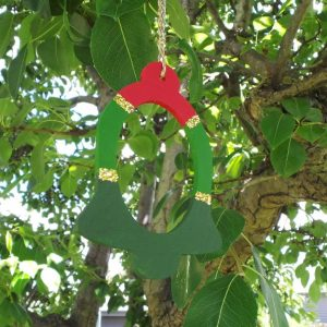 Australian Christmas Bell  Decoration – Bush/Forest