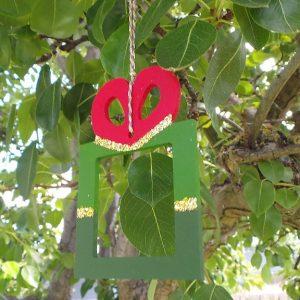 Australian Christmas Present Decoration - Bush/Forest
