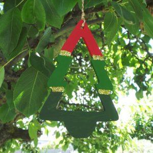 Australian Christmas Tree Decoration - Bush/Forest