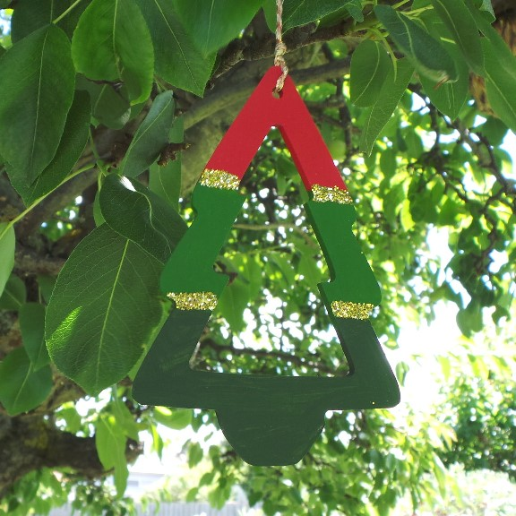 Australian Christmas Tree Decoration - Bush/Forest