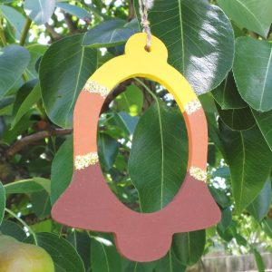Australian Christmas Bell  Decoration – Desert Sands