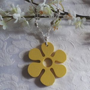 Wedding Charm - Flower, Lemon