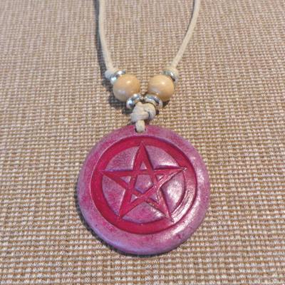 The Pentagram - Pink