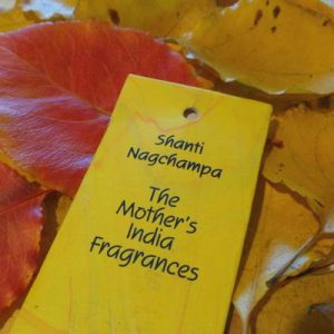 The Mother's Frangances - Shanti Nagchampa