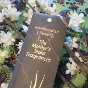 The Mother's Frangances - Frankincense Nagchampa