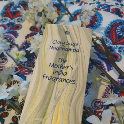 The Mother's Frangances - Clary Sage Nagchampa