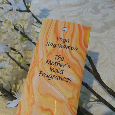 The Mother's Frangances - Yoga Nagchampa (Sandalwood)