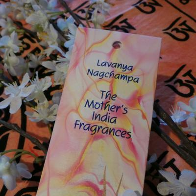 The Mother's Frangances - Lavanya Nagchampa