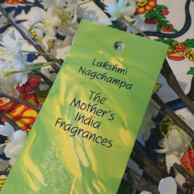 The Mother's Frangances - Lakshmi Nagchampa