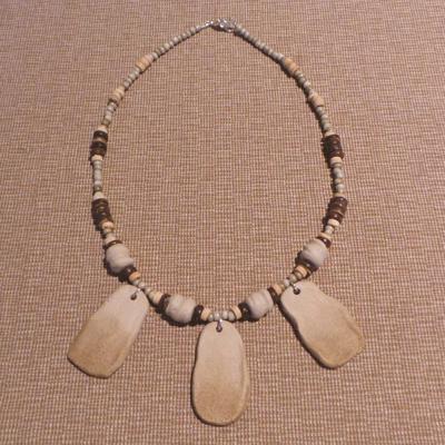 Avebury Stone Circle – Ancient Sites, Necklace Set, Sand