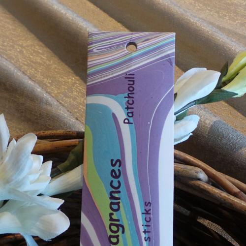 The Mother's Fragrances (Incense), Patchouli - Floral Range