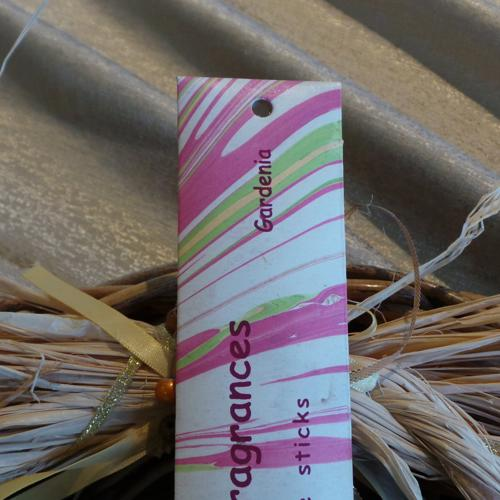 The Mother's Fragrances (Incense), Gardenia - Floral Range