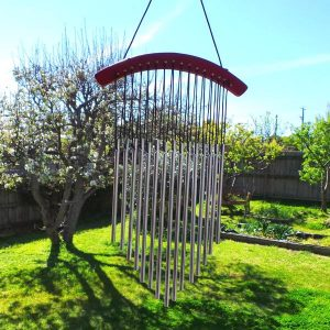 Wind Chimes, Arc
