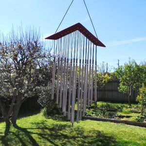 Wind Chimes, Angle