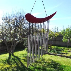 Wind Chimes, Curve